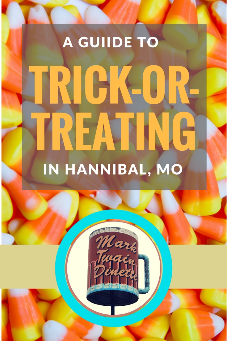 A Guide to Trick or Treating in Hannibal