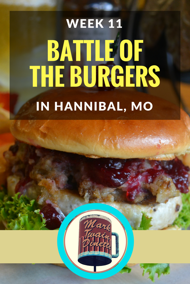 Battle of the Burgers Week 11