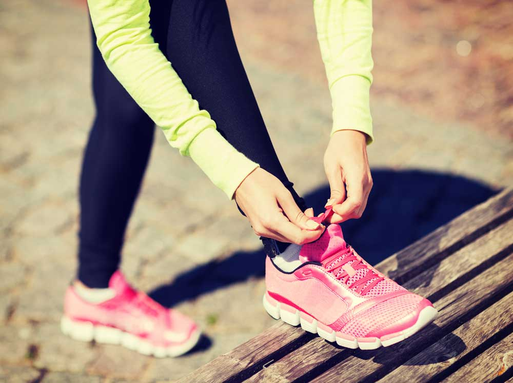 Don't be afraid to lace up those runners this Ramadan! Fitness is just as important now as it is during the rest of the year.  PC: watchfit.com
