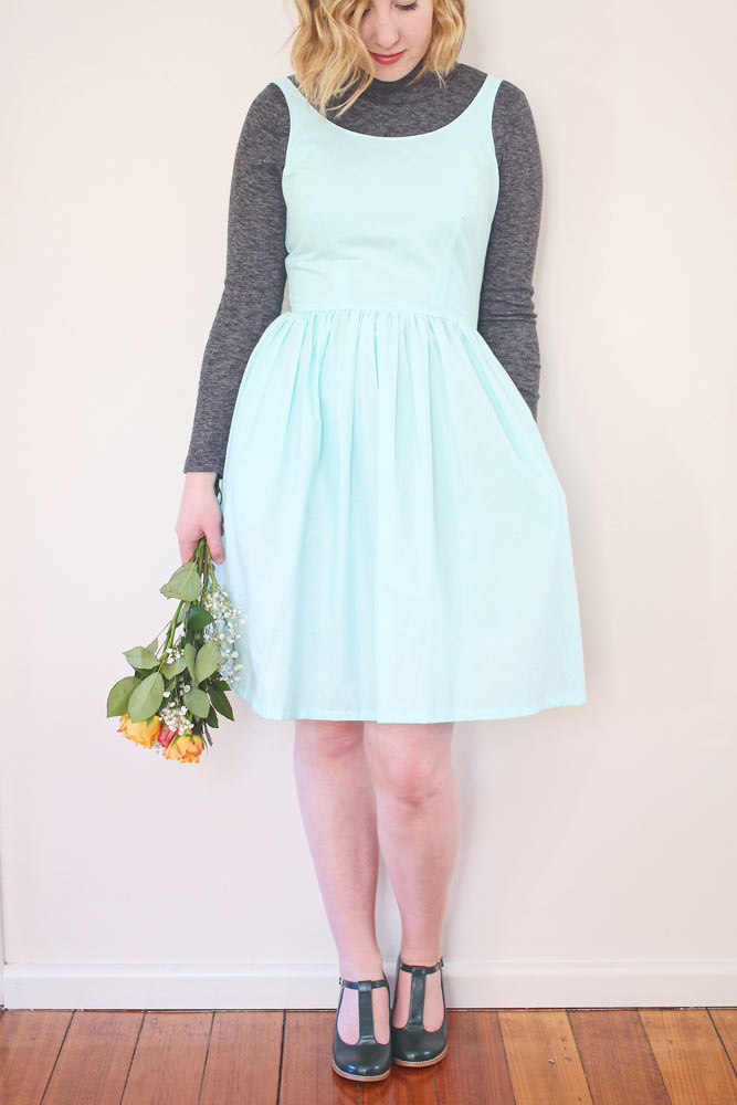 rosery apparel eva mint