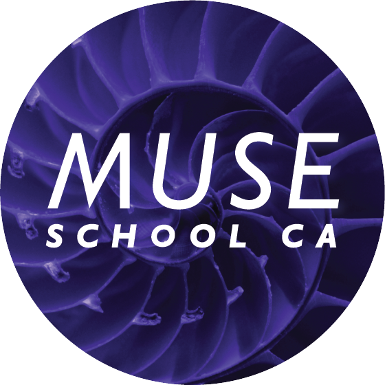 Muse School - Founded in 2006 by Suzy Amis Cameron and Rebecca Amis, MUSE School CA's mission is to inspire and prepare young people to live consciously with themselves, one another, and the planet. Through individual and passion-based learning, MUSE students achieve academic excellence, learn self-efficacy, exercise sustainability, and become compassionate global champions. As one of the greenest campuses in the United States, MUSE supports spontaneous learning at every turn of its 22-acre space, enticing children to explore, create, discover and reflect