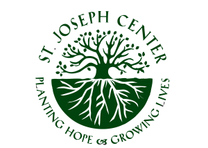 St. Joseph Center - St. Joseph Center has been a beacon of hope in the community for four decades. Our mission is to provide working poor families, as well as homeless men, women, and children of all ages with the inner resources and tools to become productive, stable and self-supporting members of the community.Respect for the dignity of each person is the cornerstone of St. Joseph Center's approach. Staff and volunteers make every effort to provide a welcoming, safe place where all people are treated with compassion and dignity. The words we use to embody our philosophy and approach are: Accountability, Respect, Integrity, Social Justice, and Empowerment.