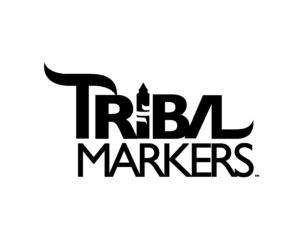 Tribal Markers  - Peace Guardians has used Tribal Markers non-toxix, water based pens since it's inception in 2015. Tribal Markers are a staple of Peace Guardians Events and Fesrivals.