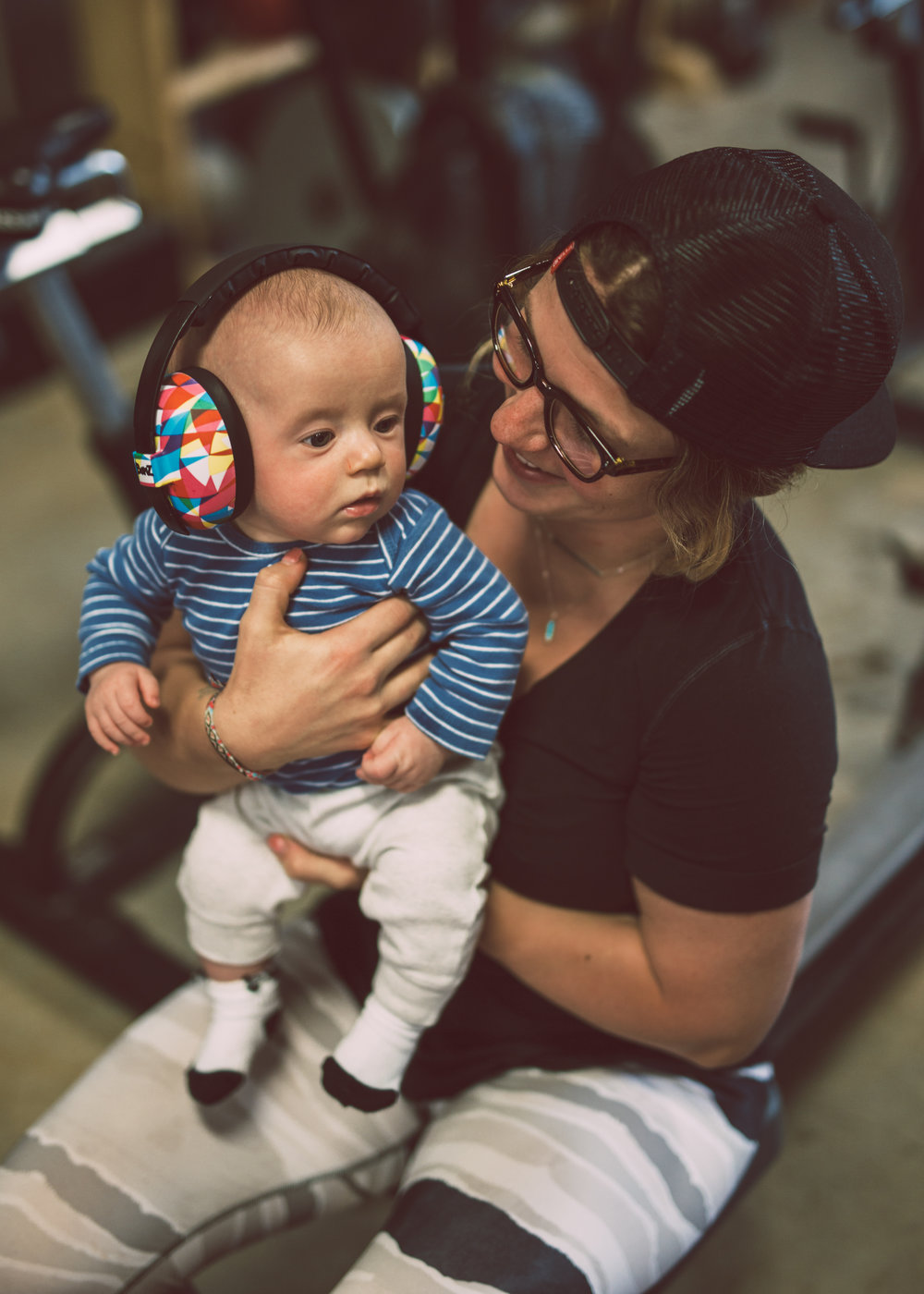 Where did my body go? - A postpartum CrossFit athlete's journey.