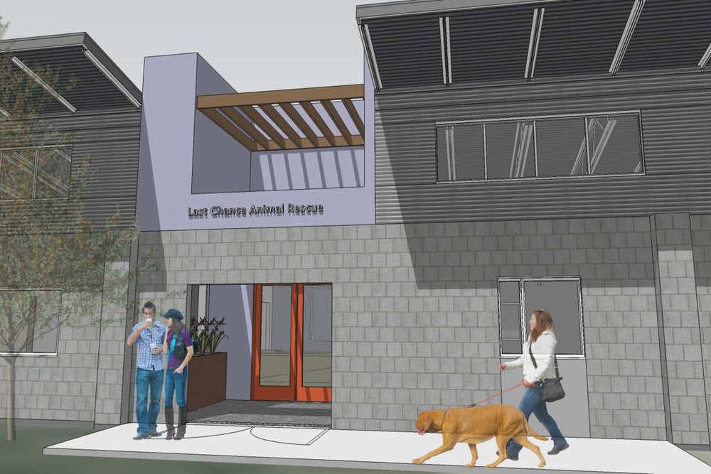 Last Chance Animal Rescue - Charles County, MD (unbuilt)