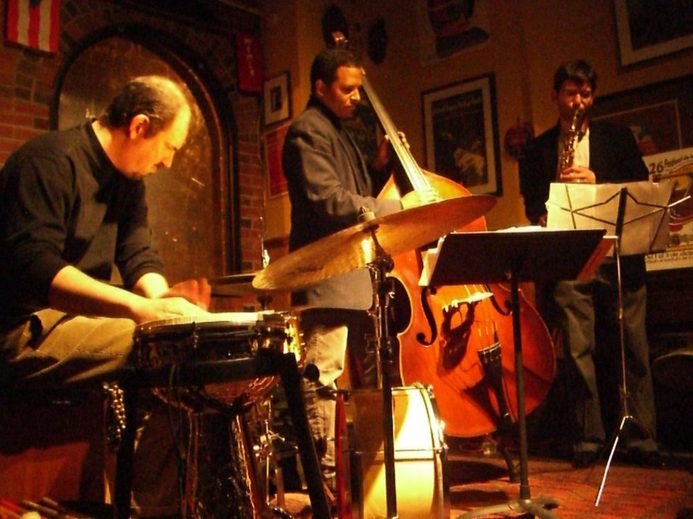 Panamericans Trio at LaPaloma Sabanera