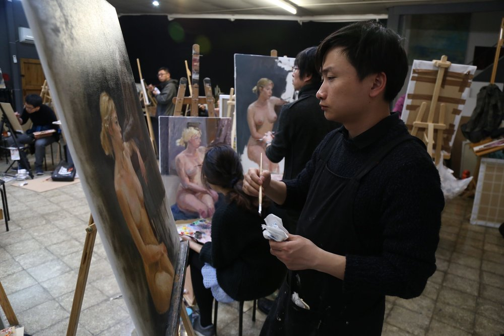 Golucho 2018 Workshop 艺术家写生人体21.jpg