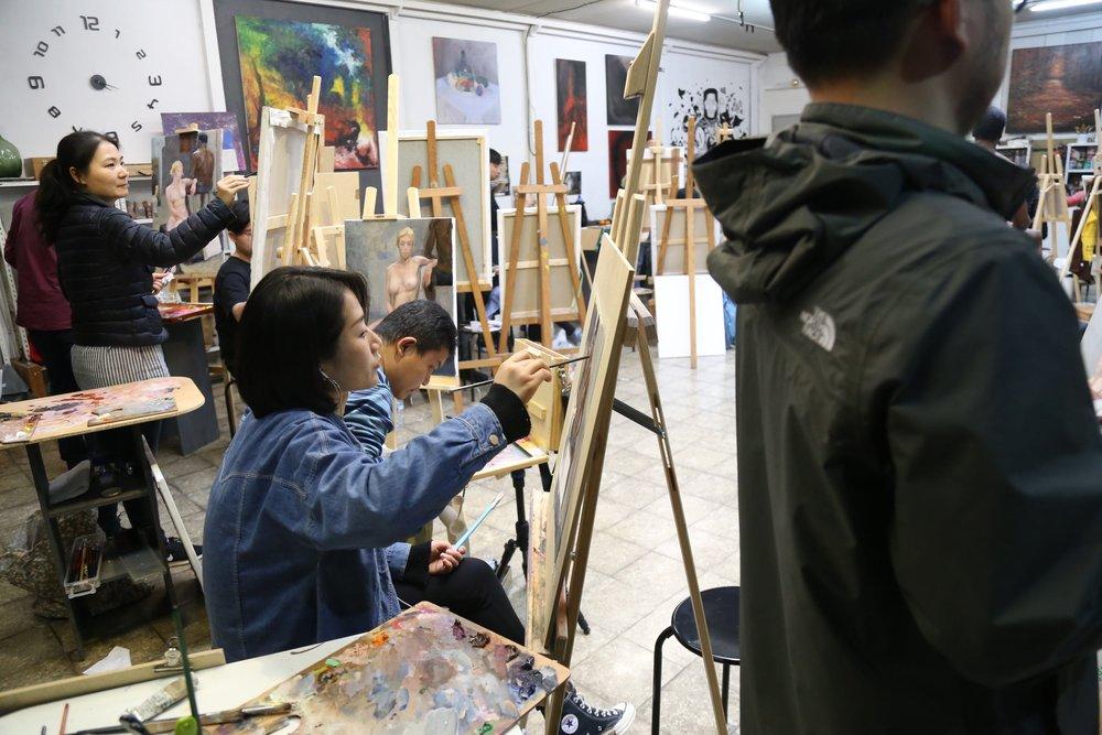 Golucho 2018 Workshop 艺术家写生人体24.jpg