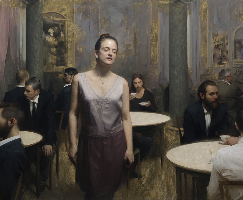 """Russet"" by Nick Alm"