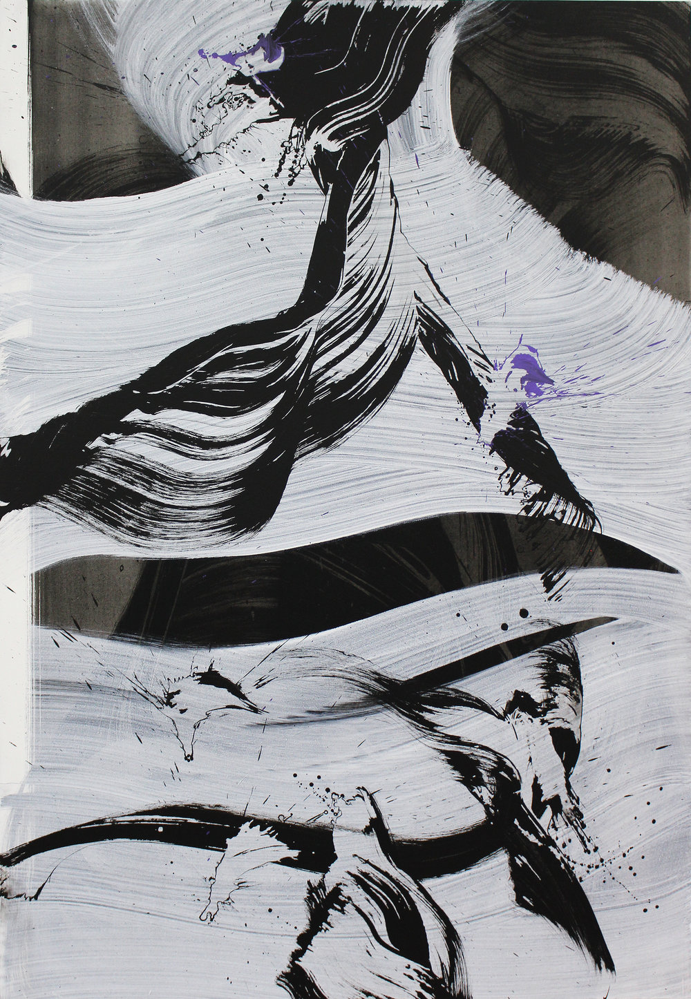 Juan Olivares-Barricade XII-2018- 130 x 90 x 4 cm-Acrylic on canvas.jpg