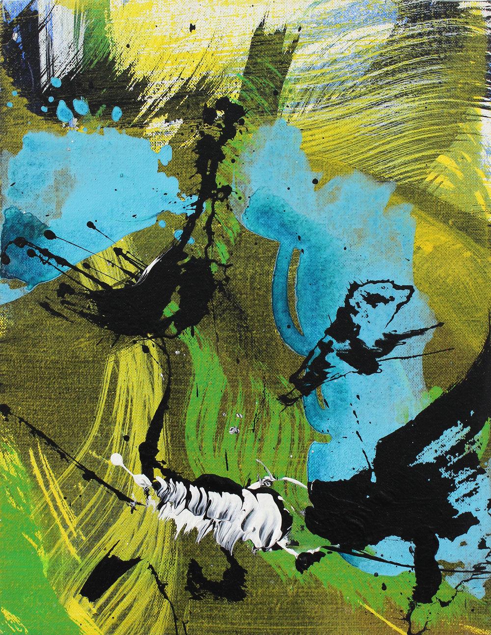 Juan Olivares-Untitled IX-2014- 35 x 27 cm-Acrylic on canvas.jpg