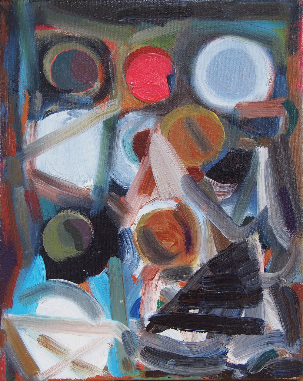 Mark Jeffreys - Untitled Dream - 2015 - oil on canvas - 30x20cm.jpg