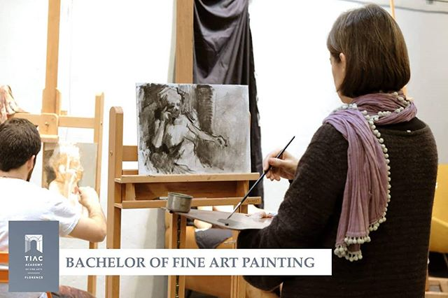 We are happy to start introducing our programs| Let us know what you think in the comments below!  BACHELOR OF FINE ART PAINTING  Our programs are a hybrid of Atelier-style skills and theory training with university-level liberal arts philosophy, art history, and social sciences.  The theoretical courses are structured in such a way to be maximally stimulating and beneficial for students training to become professional painters and sculptors.  The Bachelor of Fine Art (Painting)  is a hybrid of university-level liberal arts topics with atelier style skills training in representational art.  The program is arranged in an innovative, integrated structure that aims to give the optimum learning experience for those aspiring to work as representational painters in the 21st century.  Learn more about our programs on the link in Bio! . . .  #tiacacademy #tiac #liberalartscollege #liberalartseducation #painting #florence #figurativeart #oilpainting #oiloncanvas