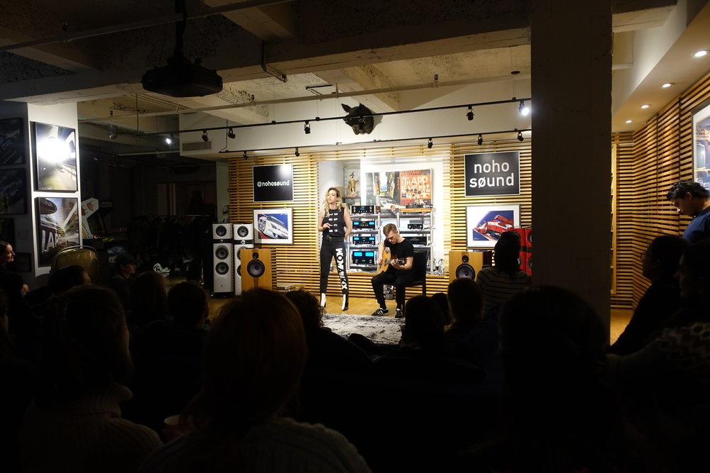 SoFar Sounds at @ NOHO Sounds, NYC