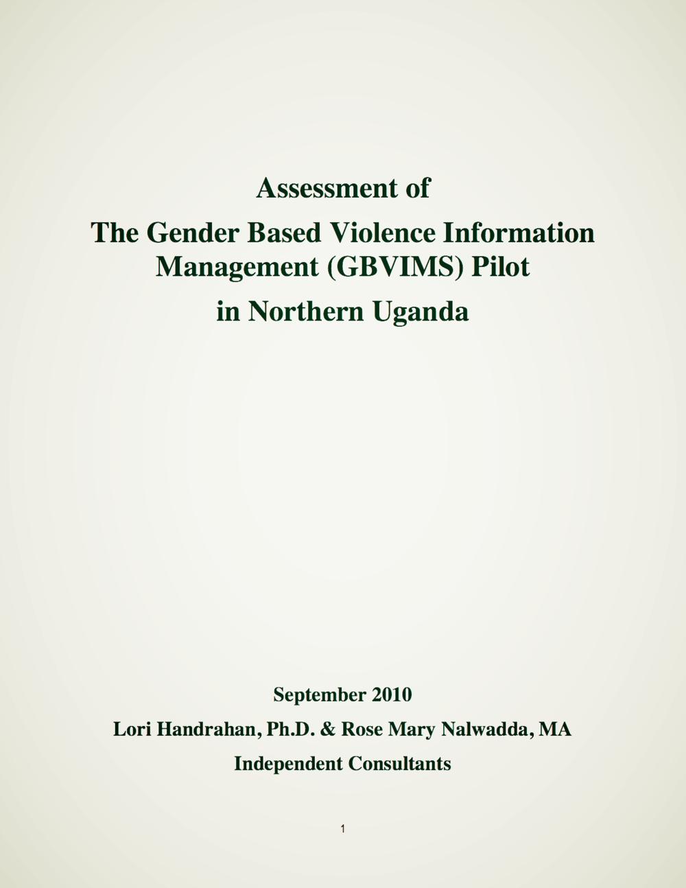 UNFPA Report 2010