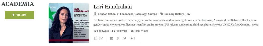 Lori-Handrahan-Academia