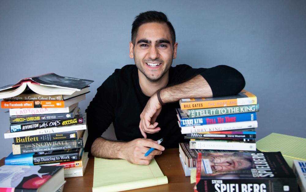 Alex Banayan book