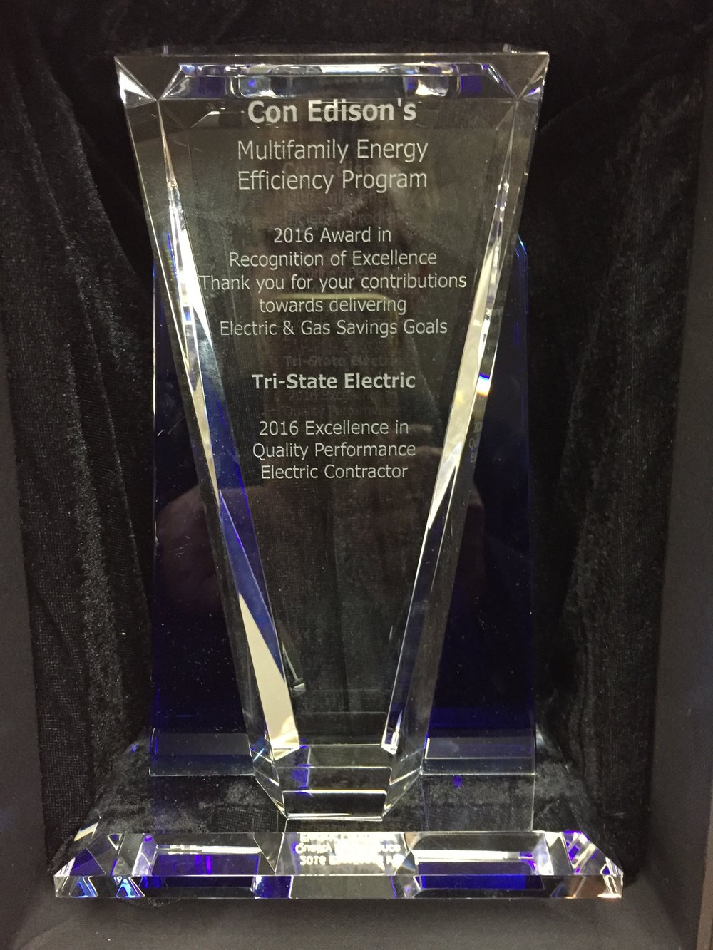 Con Edison MFEEP 2016 Award Winner