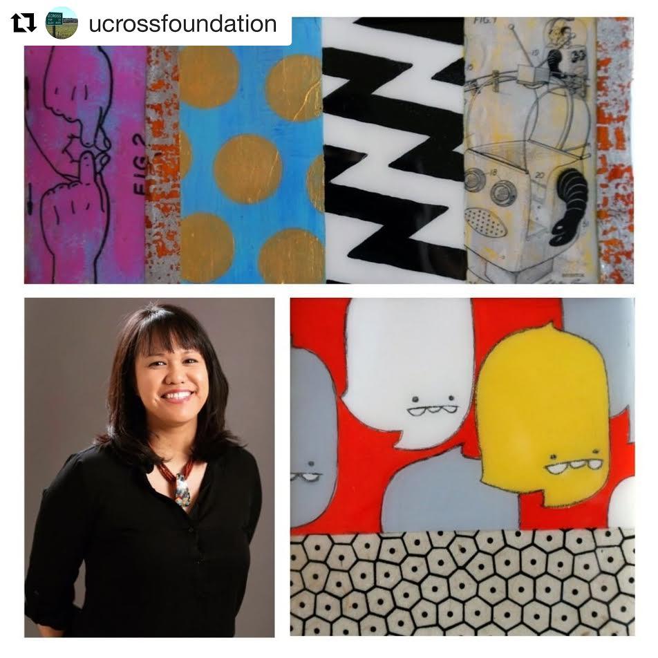 Ucross Names Heidi K. Brandow 2019 Recipient of Ucross Fellowship for Native American Visual Artists