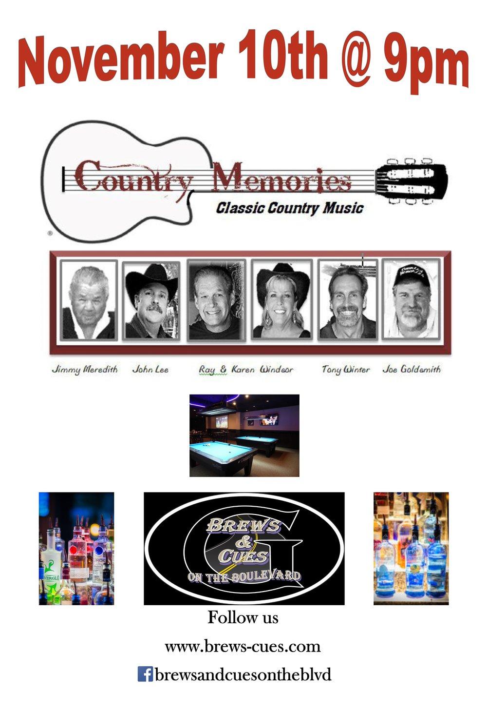 11-10 Country Memories band.jpg