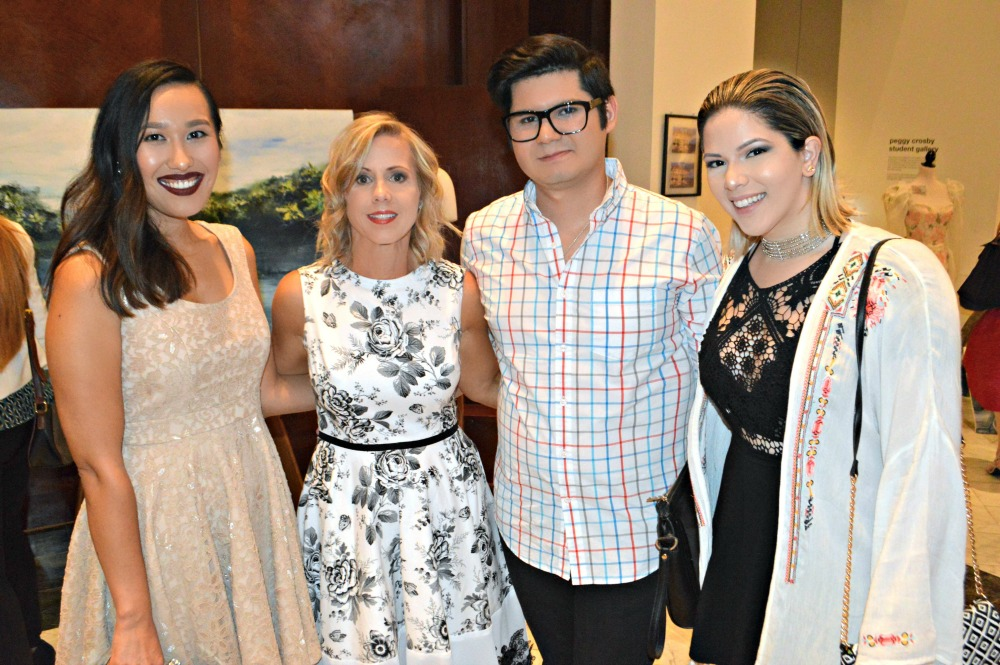 Aida Zhan (@aidasfashionbazaar), Tonya Walker (@theshoemaven), Raul Del Castillo (@rauldelcastillodesigns)