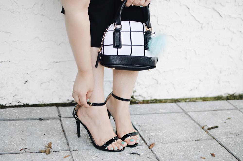 Heels Payless, Handbag Target