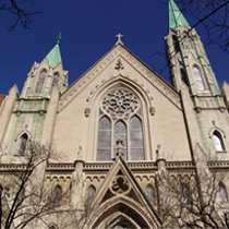 St. Paul's Church / 315 West 22nd St, New York, NY 10011