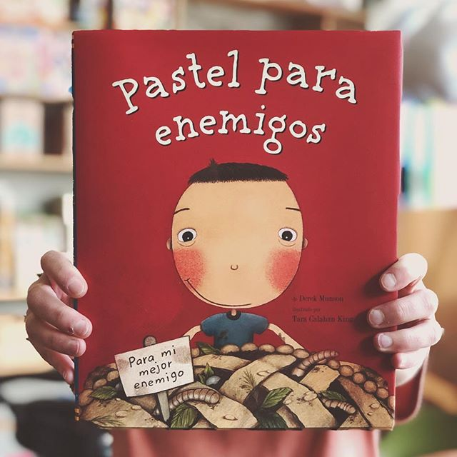 Happy Pi day! This wonderful book was first introduced to us in Spanish by @portland_early_learning during one of our Spanish story time and now it's available in the shop. We feel so grateful to partner with amazingly creative individuals and organizations. Thank you for supporting us and making all of this possible! Now let's play! . . . . . . . . #pdxparents #pdxkids #pdxmoms #portlandbaby #portlandkids #mob #portlandmoms #kidfriendlypdx #forahappymoment #livethelittlethings #curiouslittleexplorers #thatsdarling #modernkids #flashesofdelight #livecolorfully #makeyousmilestyle #choosejoy #searchwandercollect #moderntoys #childhoodunplugged #fopo #fosterpowell #pdx #portland #neighborhoodtoystore #thingofbeauty #allarewelcome