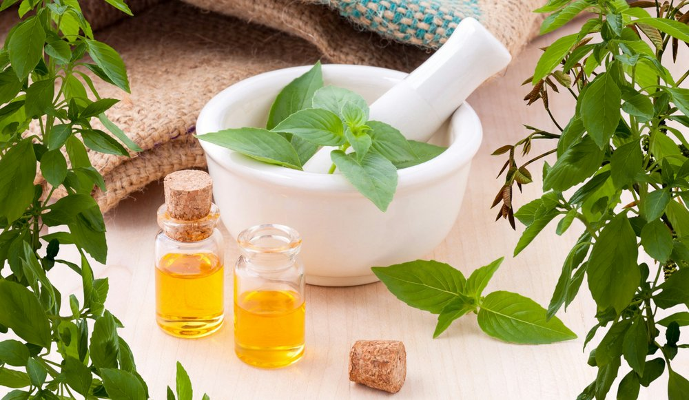 Peppermint Oil - Peppermint oil can sooth stomachs, especially for those who suffer from IBS, due to its muscle relaxing properties. Add a couple of drops to your coffee or tea for a minty treat.