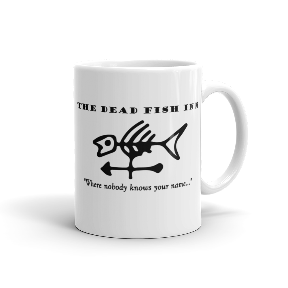 Dead Fish Inn 11oz Mug