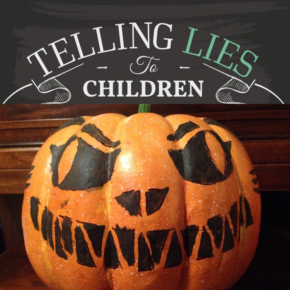 paul durham - telling lies to children - # 31 - live halloween