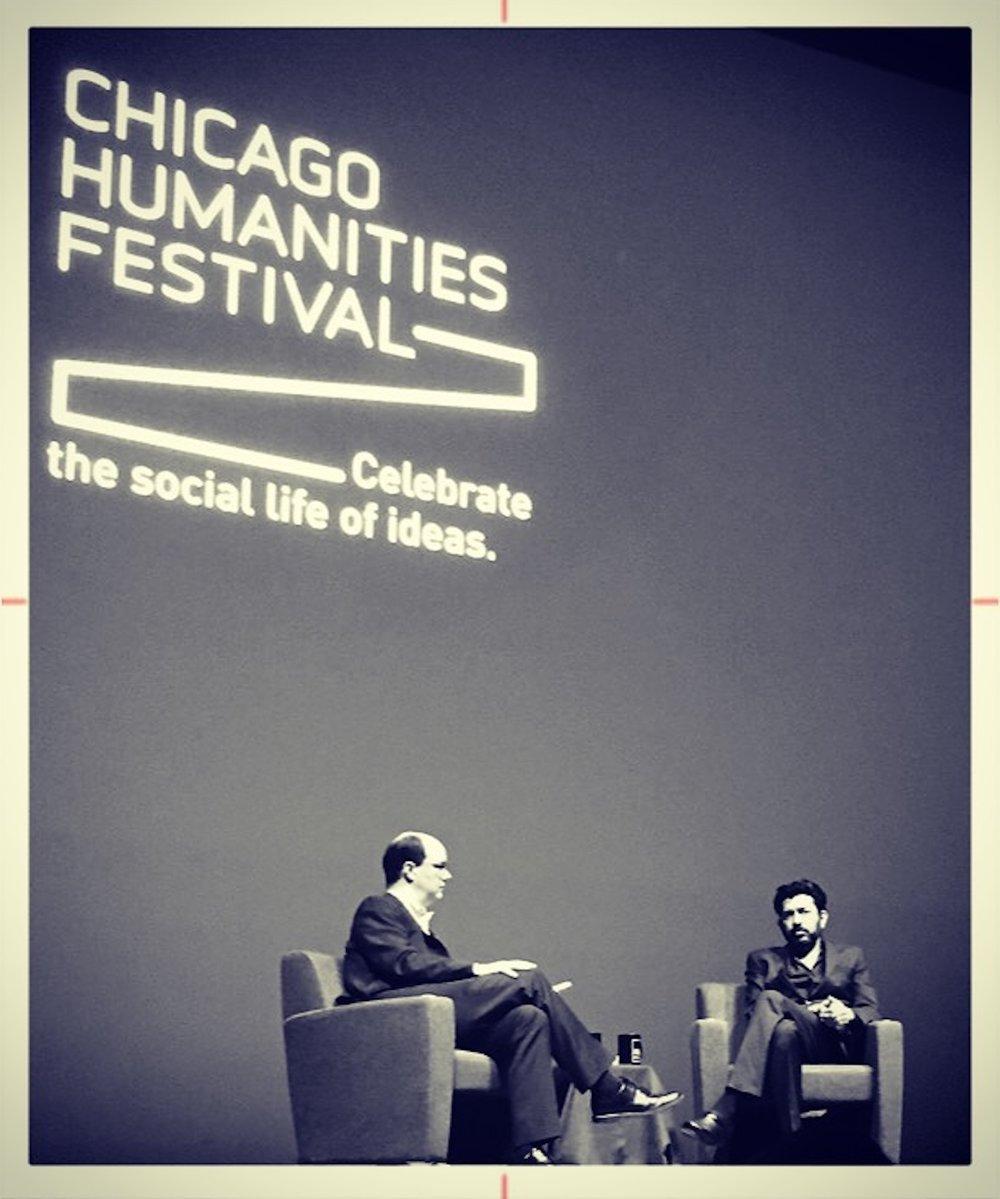 Siddhartha Mukherjee, Chicago, IL, 2017