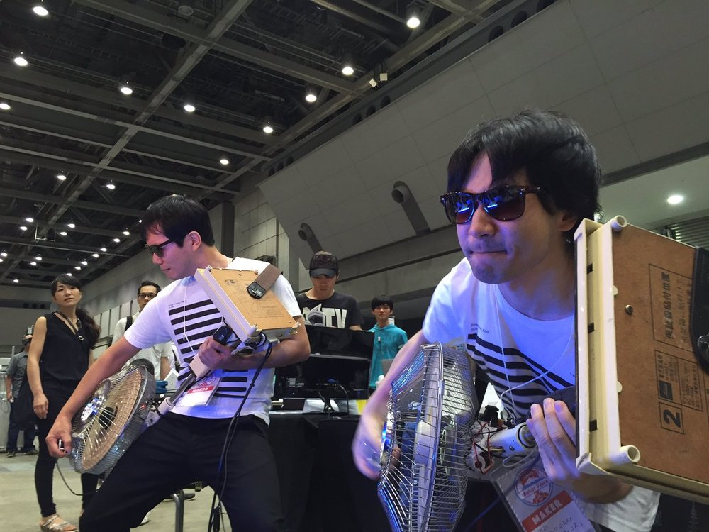 in Maker Faire Tokyo 2016