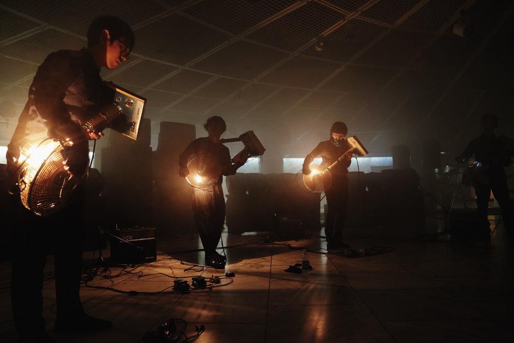 Sempookin Quartette / Photo by Mao Yamamoto