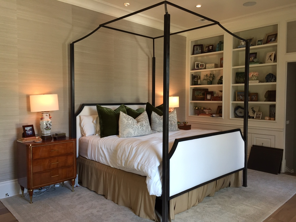 Canopy Bed Frame
