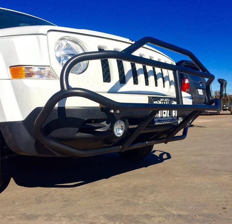 Custom Tubing bumper