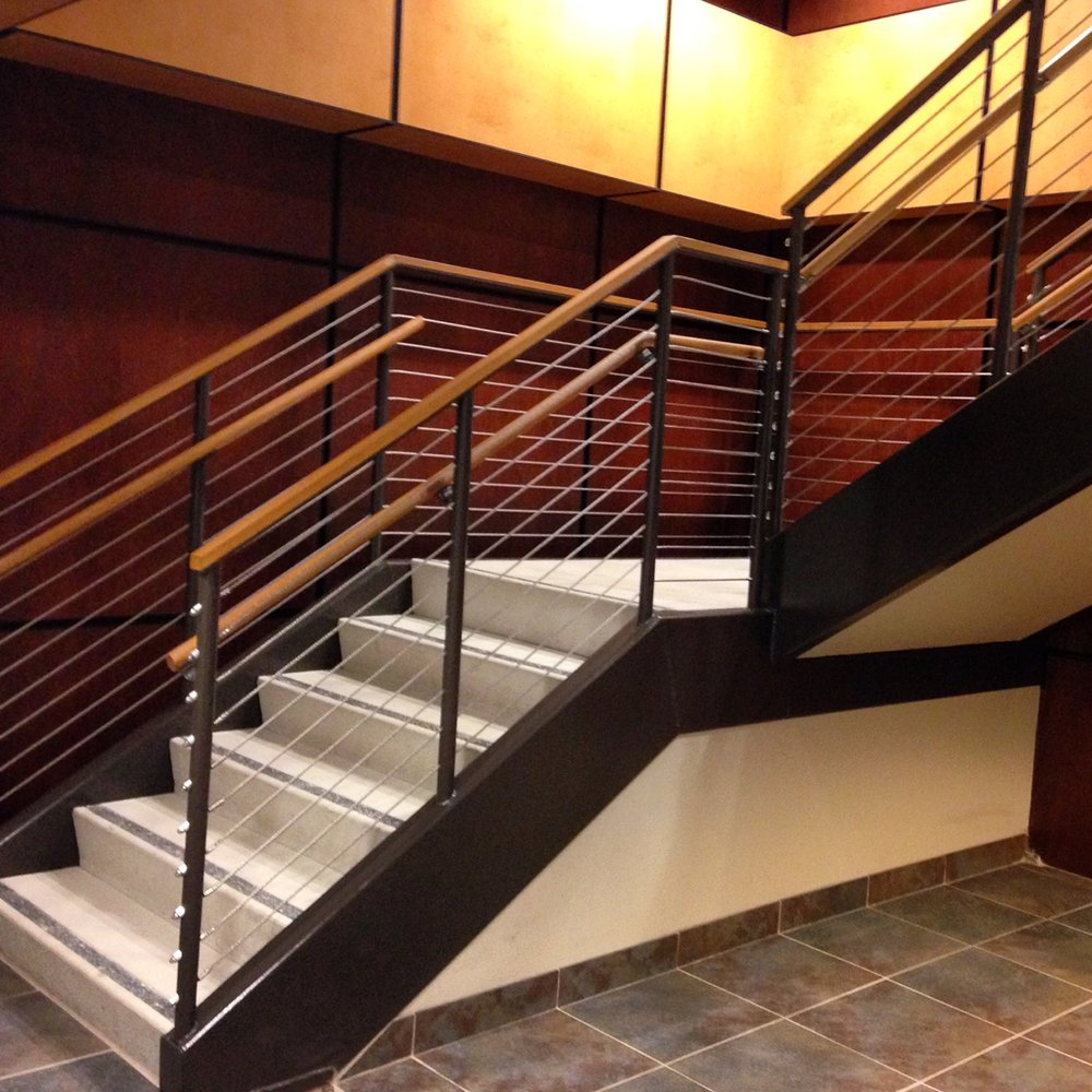 Ned Granger 3rd story remodel stair final