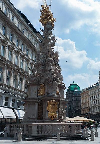 A Trip: Vienna, Austria by O'Memories