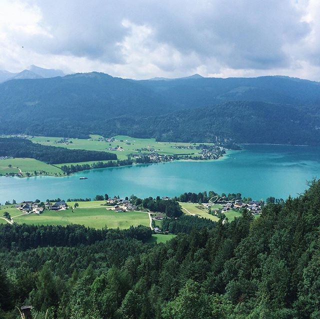 #wolfgangsee , #Austria