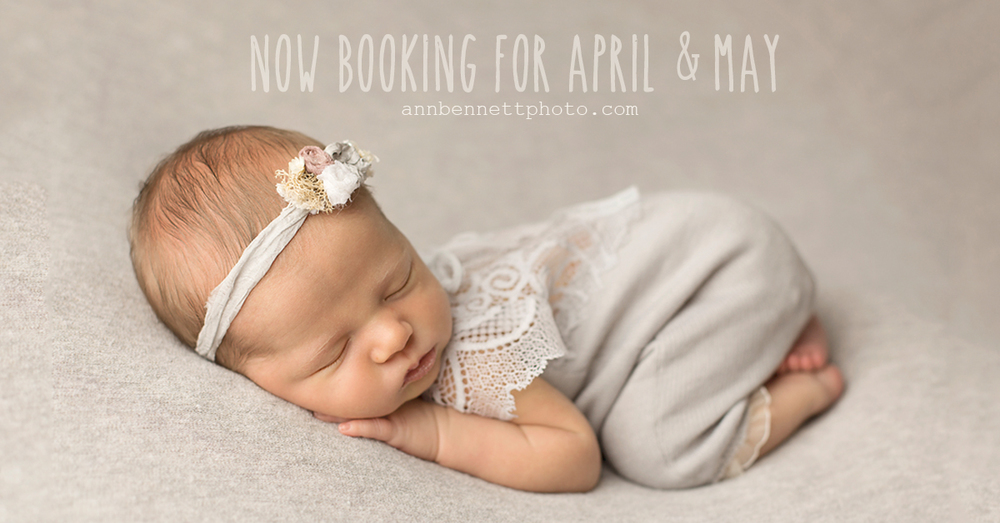 Ann bennett newborn photographer