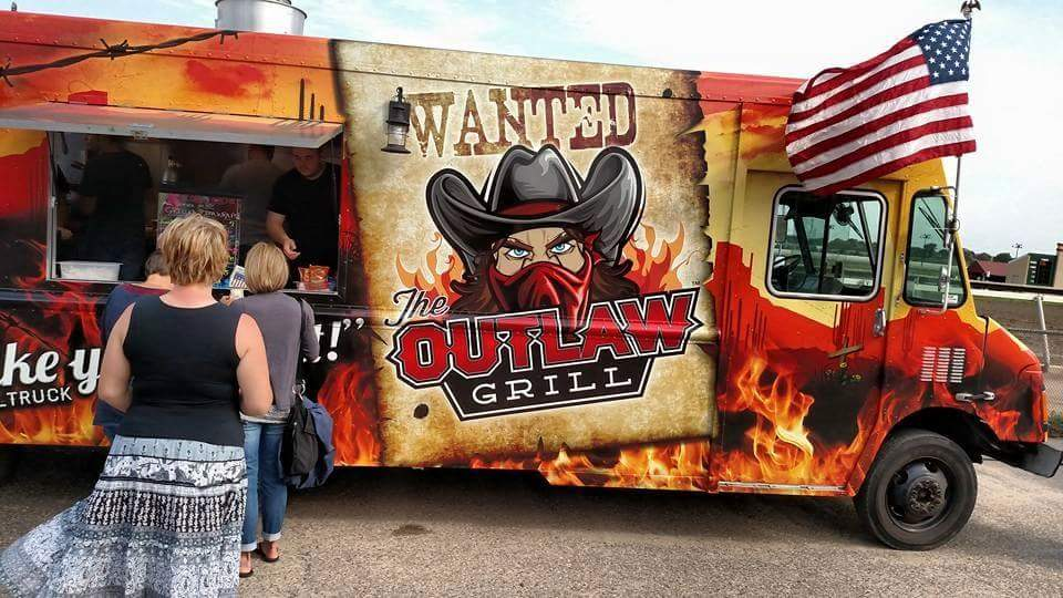 Outlaw Food Truck Mn