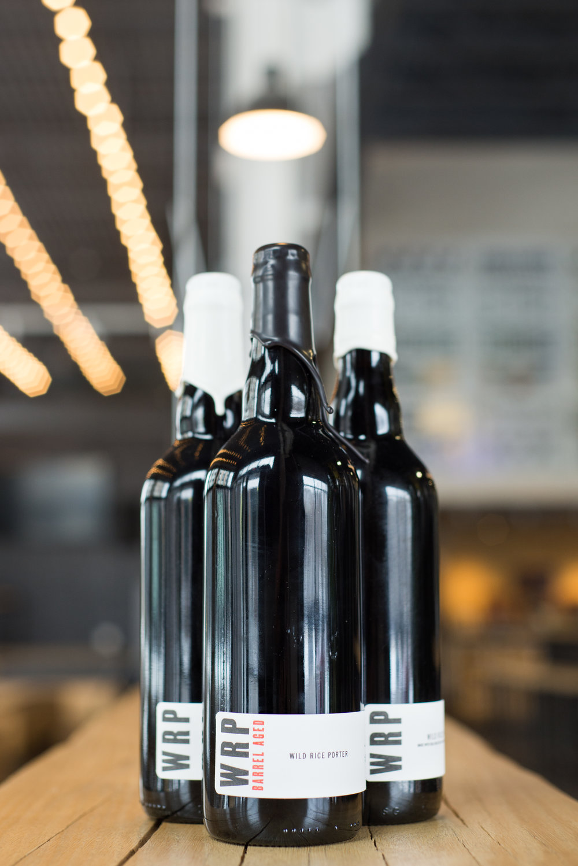 Inbound BrewCo Bottles