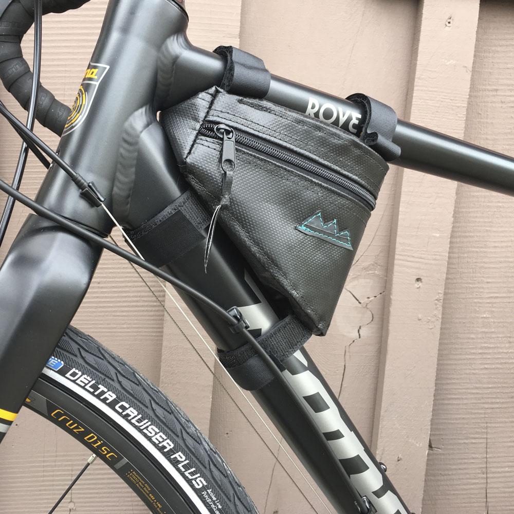 Bike Frame Gear Bag – Medium — Methow Cycle & Sport