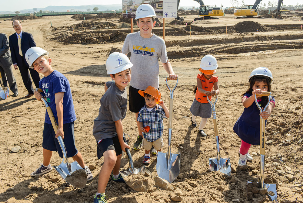Beacon Park School Groundbreaking
