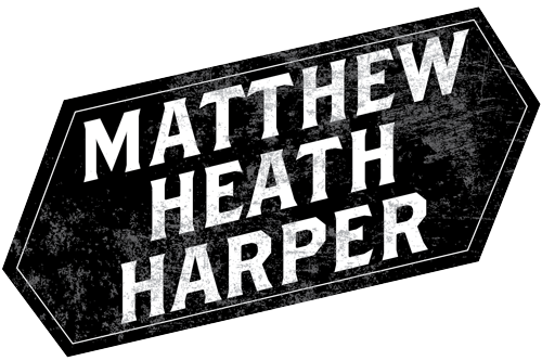 Matthew Heath Harper - Bassist