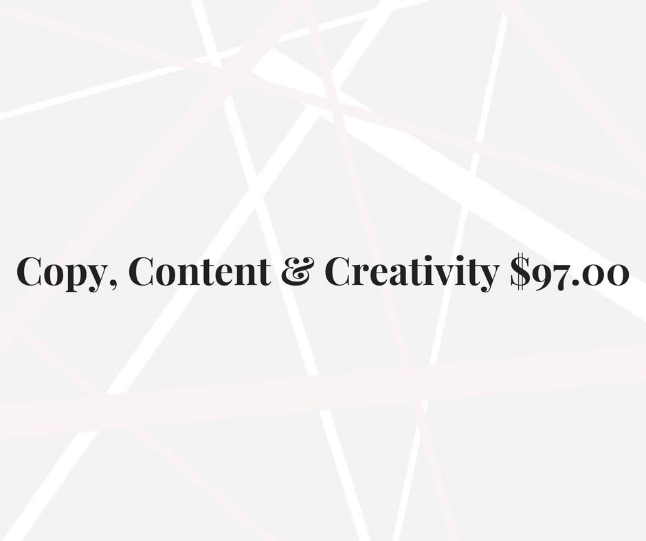 Copy, Content & Creativity $97.00.jpg