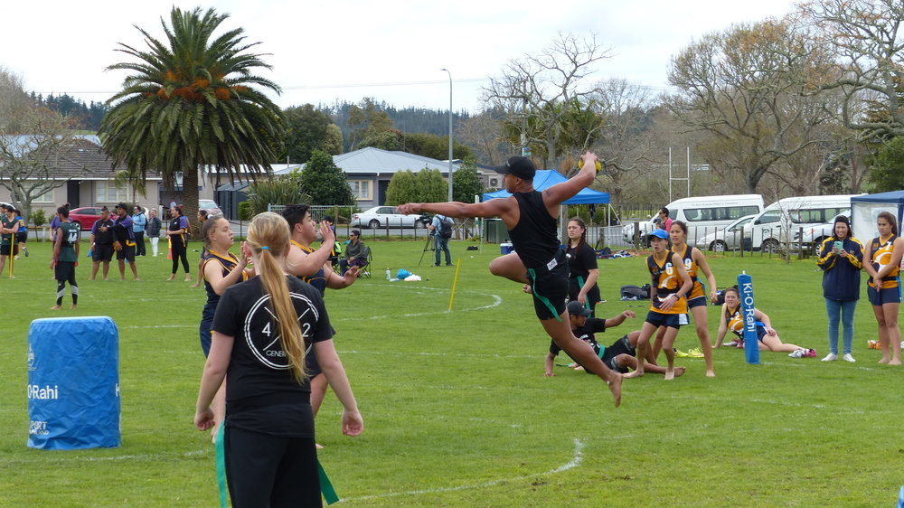 Solid Jump Shot action from Te Taitokerau