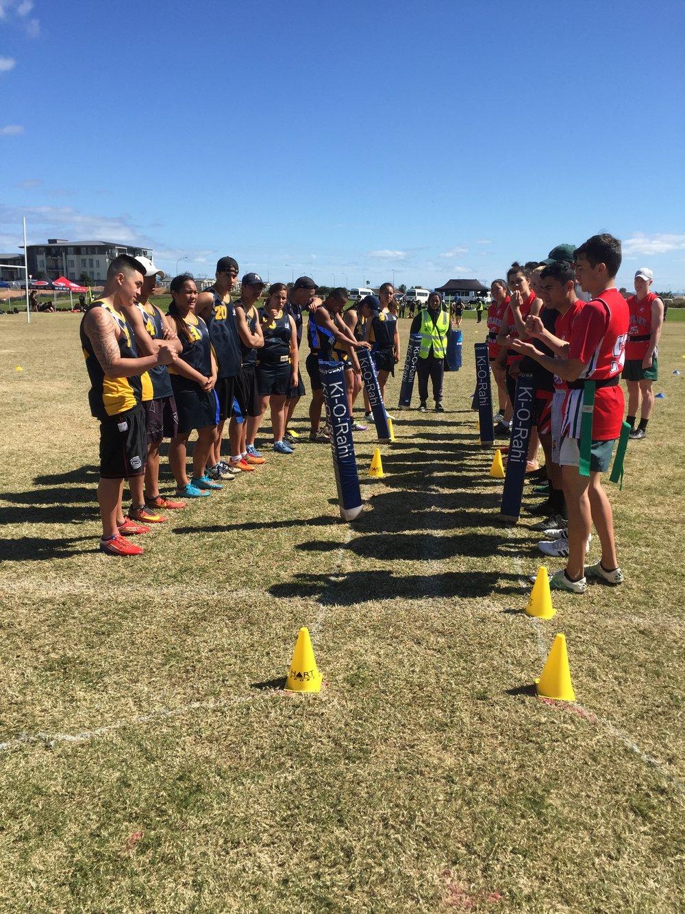 2016 Auckland Ki o Rahi Regionals - Tatu