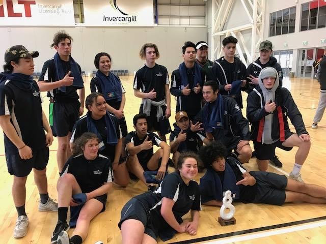 Aurora College 2018 Murihiku Ki o Rahi Champions