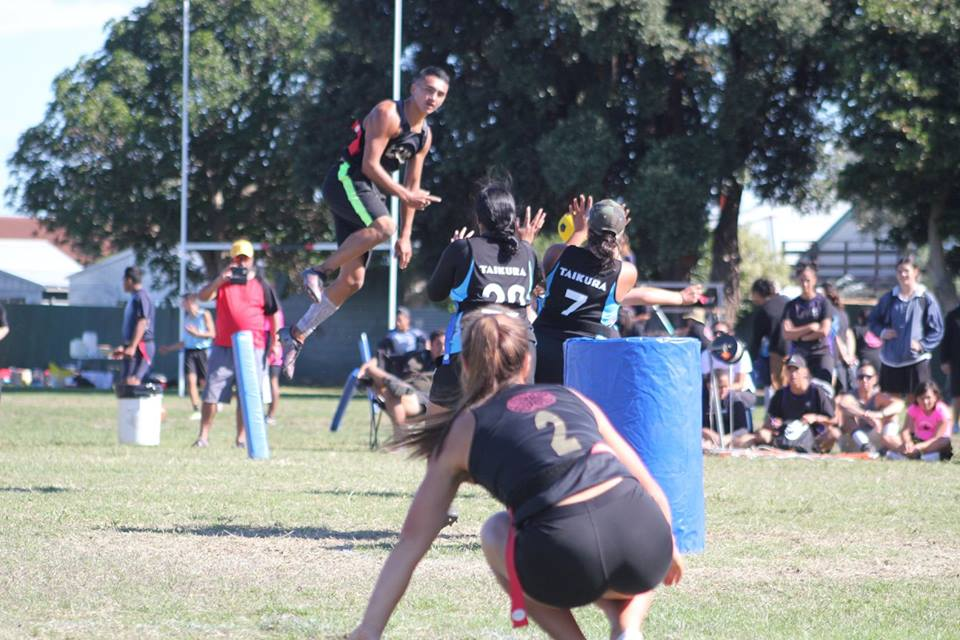 Lytton High & Horouta Wananga - 2018 Secondary School Ki o Rahi Nationals